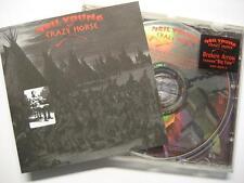 "NEIL YOUNG WITH CRAZY HORSE ""BROKEN ARROW"" - CD"
