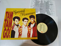 "Tam Tam Go ! Spanish Romance 1989 EMI - LP Vinilo 12"" VG/VG"