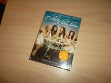 PRETTY LITTLE LIARS - THE COMPLETE SECOND SEASON - DVD 6 -DISC SET - NEW!