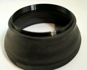 62mm Gomma Lente Paraluce Per Telephoto Lenti 70-210mm f3.5 f3.8