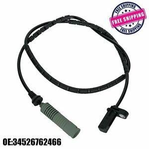 Rear Wheel ABS Speed Sensor For BMW 1 3 Series E81 E82 E87 E90 E91 34526762466