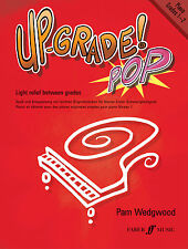 Up-Grade Pop Grades 1-2 Pop Piano Solo Learn to Play SONGS FABER Music BOOK