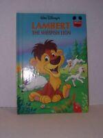 Walt Disney s Lambert the sheepish lion  Disney s wonderful world of