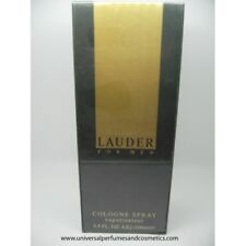 LAUDER FOR MEN ESTEE LAUDER 3.4 FL oz / 100 ML Cologne Spray Sealed Box