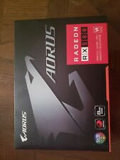 GIGABYTE AORUS AMD Radeon RX 580 XTR - 8GB GDDR5 PCI Express 3.0 Video Card