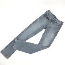 G Star Midge Mid Straight Gray Jeans Size 29x32