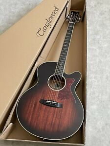 Electro Acoustic Guitar RRP £400 with tuner preamp Jumbo body size