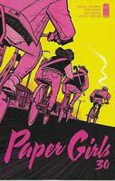 Paper Girls #30 Image Comics COVER A  BRIAN VAUGHAN 1ST PRINT