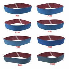 """4"""" x 36""""/100 x 915mm Sanding Belt Sandpaper 80-1000 Grit"""