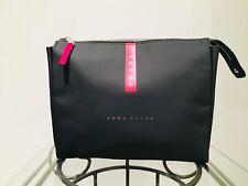 Prada Luna Rossa Toiletry Bag Black