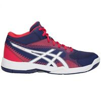Chaussures de volleyball Asics Gel-Task Mt M B703Y-400 blanc rouge marine