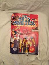 The Bots Master Bats Action Figure Toy Biz 1994 Still Sealed!