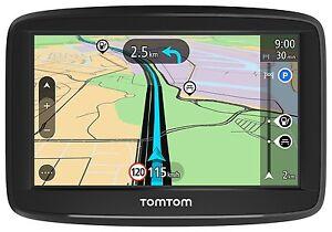 TomTom Start 42 M Lifetime Maps XL CE IQ Fahrspur & Parkassist. GPS Tap & Go WOW