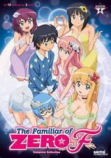 Familiar of Zero: F Season 4, Good DVD, Rie Kugimiya, Yoshiaki Iwasaki