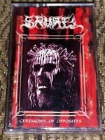 Samael – Ceremony Of Opposites. VG+ Cassette Tape Plays Well Loud Out Official