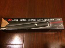 3M Red Laser Pointer Pen Essential LP50 - Range 300 yards - Batteries included