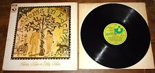 SHIRLEY & DOLLY COLLINS ~ ANTHEMS IN EDEN ~ UK HARVEST 1ST PRESS LP 1969 A2/B1