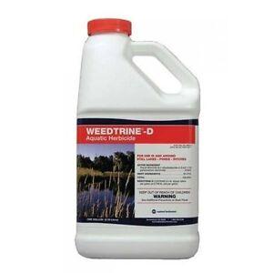 Weedtrine D Aquatic Herbicide - 1 Gallon