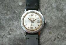 Bulova Devil Diver 666 Automatic Vintage Watch Ref. 386-1