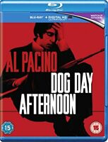 Dog Day Afternoon  40th Anniversary Edition [Bluray] [1998] [Region Free] [DVD]