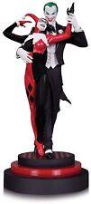 DC Comics Joker and Harley Quinn Statue Mad Love Batman Collectibles
