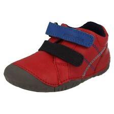 Scarpe rossi per bambini dai 2 ai 16 anni Numero 18