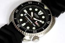Seiko 17 jewels Turtle Divers 6309-7040 modificated as Scubapro 450