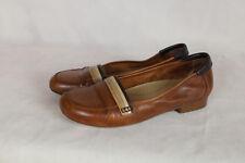 Regarde le ciel Leder Schuhe Slipper Gr.37,guter Zustand