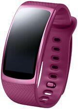 SAMSUNG Gear Fit 2 Orologio Smartwatch Smartband Sport R3600 RosaTaglia Large