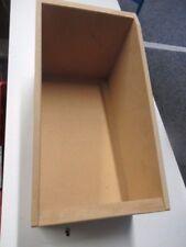 CD-KIste / -Box -Einzelanferigung für ca 25 CD's- MDF Platte  NEU