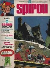 JOURNAL DE SPIROU N°1905 . 1974 + FÉLIX DE TILLIEUX . (127)