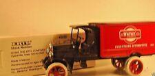Ertl Kenworth 1925 J C Whitney Box Truck 1:30 Scale Die Cast Metal Bank Toy