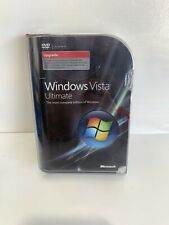 Microsoft Windows Vista Ultimate BRAND NEW & Sealed, 32/64-bit