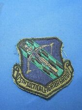 Vintage US 175th Tactical Fighter Group Patch Martin State Airport MD