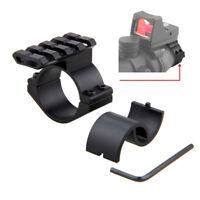 "Scope Accessory Mount 30mm & 25mm 1"" Weaver/Picatinny Rail Laser Torch"