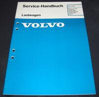 Werkstatthandbuch Volvo LKW nicht von Kupplung abhängiger Nebenantrieb KOBLAM