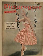 August Picturegoer Film & TV Magazines