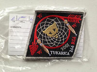TUKARICA OA LODGE 266 SERVICE SCOUT PATCH 2001 MINT RARE SMY BORDER