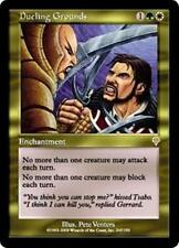 DUELING GROUNDS Invasion MTG Gold Enchantment RARE