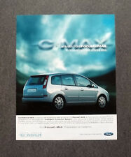 [GCG] K211- Advertising Pubblicità -2003- FORD FOCUS C-MAX