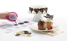 Lekue KIT DECOMAT Dekoration Set für Kuchen & Cupcake NEU