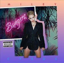 Miley Cyrus : Bangerz CD (2013)