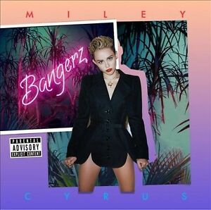 Bangerz [Deluxe Edition] [PA] by Miley Cyrus (CD, Oct-2013, RCA)
