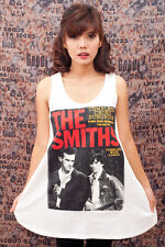 The Smiths Morrissey Complete Chord Songbook p0 WOMEN T-SHIRT DRESS Tank Top M L