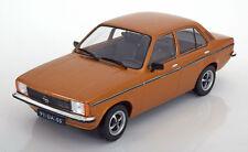 Triple 9 1977 Opel Kadett C Saloon Golden Color in 1/18 Scale. New Release!