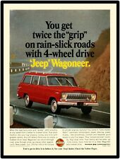 Kaiser Jeep Wagoneer New Metal Sign: Turbo Hydramatic Transmission
