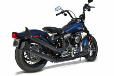 Samson Motorcycle Exhaust Legend Series Renegades Fits 2011-2017 Softail S3-912B