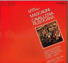 Mascagni: Cavalleria Rusticana / Cellini, Milanov, Bjoerling - LP Rca