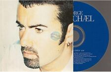 GEORGE MICHAEL jesus to a child CD PROMO uk card sleeve