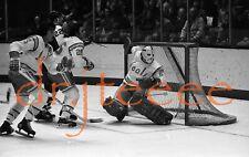 1974 Gilles Meloche GOLDEN SEALS - 35mm Hockey Negative